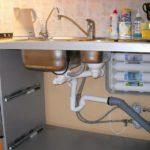 Все про фильтры для воды под мойку: какие бывают, как выбрать, цены и отзывы!